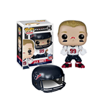 NFL POP! Football Vinyl Figur J.J. Watt (Houston Texans) 9 cm
