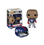 NFL POP! Football Vinyl Figur Victor Cruz (Giants) 9 cm