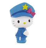 Hello Kitty Minifigur Hello Kitty Police 6 cm