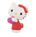 Hello Kitty Minifigur Hello Kitty Heart 6 cm