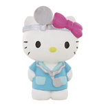 Hello Kitty Minifigur Hello Kitty Doctor 6 cm