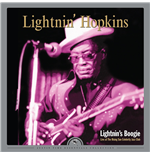 Vinyl Lightnin' Hopkins - Lightnin's Boogie - Live At The Rising Sun Celebrity Jazz Club  (2 Lp)