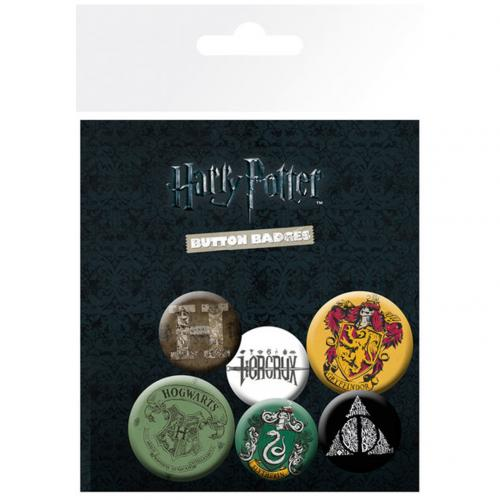 Brosche Harry Potter Packung