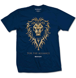 T-Shirt World of Warcraft The Alliance