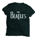 T-Shirt Beatles Vintage Drop T Logo