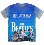 T-Shirt Beatles 8 Days a Week Movie Poster