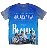 The Beatles T-Shirt für Männer - Design: 8 Days a Week Movie Poster