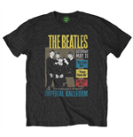 T-Shirt Beatles Imperial Ballroom