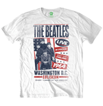 The Beatles T-Shirt für Männer - Design: Coliseum Poster