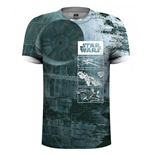T-Shirt Star Wars Premium: Death Star