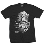 T-Shirt Star Wars Rogue One Stormtrooper