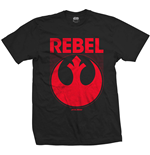 T-Shirt Star Wars: Episode VII Rebel