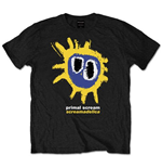 Primal Scream  T-Shirt für Männer - Design: Screamadelica Yellow
