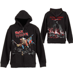 Sweatshirt Iron Maiden Scuffed Trooper