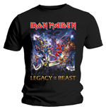 T-Shirt Iron Maiden Legacy of the Beast