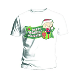 T-Shirt Family Guy Freakin Holidays.