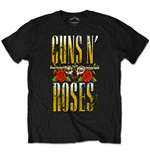 T-Shirt Guns N' Roses Big Guns
