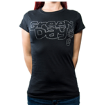 T-Shirt Green Day Ladies Fashion: Flower Pot