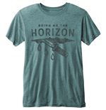 T-Shirt Bring Me The Horizon  Fashion wound - Mann