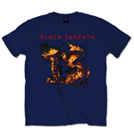 T-Shirt Black Sabbath  241590