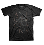 T-Shirt Alice in Chains  241619