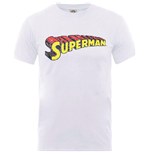 T-Shirt Superman Originals Telescopic Crackle Logo