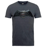 T-Shirt Superman V Superman Logo