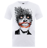 T-Shirt Batman DC Comics: Joker Face of Bats