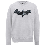 Sweatshirt Batman Arkham Origins Shield
