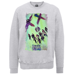 Sweatshirt Suicide Squad Movie Poster