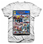 T-Shirt Hasbro: Transformers Comic Strip