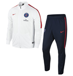 Trainingsanzug Paris Saint-Germain 2016-2017 (Weiss)