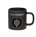 Game of Thrones Tasse 3D Rotating Logo Lannister Black Crystal