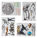 Star Wars Rogue One Vinyl Sticker Set
