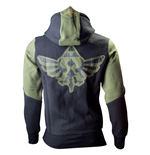 Sweatshirt The Legend of Zelda - Green Wingcrest Patch