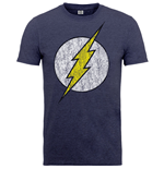 T-Shirt Flash Flash Distressed Logo