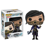 Dishonored 2 POP! Games Vinyl Figur Emily 9 cm