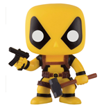 Marvel Comics POP! Vinyl Figur Deadpool Rainbow Squad Slapstick 9 cm