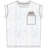 T-Shirt Pusheen