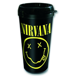 Tasse Nirvana - Logo & Smiley