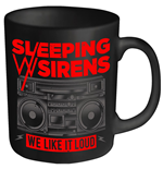 Tasse Sleeping with Sirens 242325