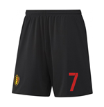 Shorts Belgien Fussball 2016-2017 Away