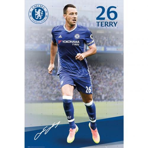 Poster Chelsea Terry