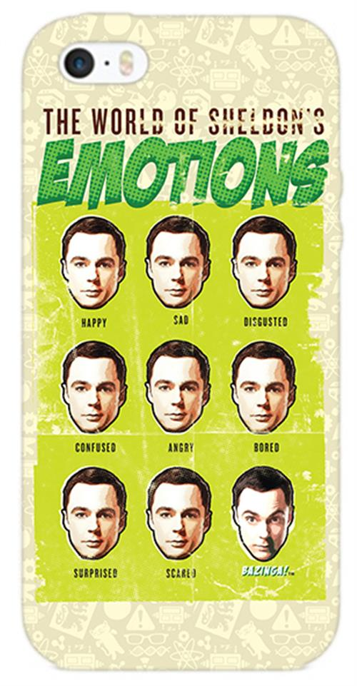 iPhone Cover Big Bang Theory 242487