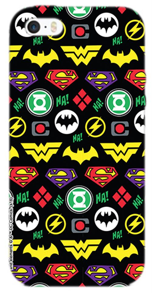 iPhone Cover Superhelden DC Comics 242498