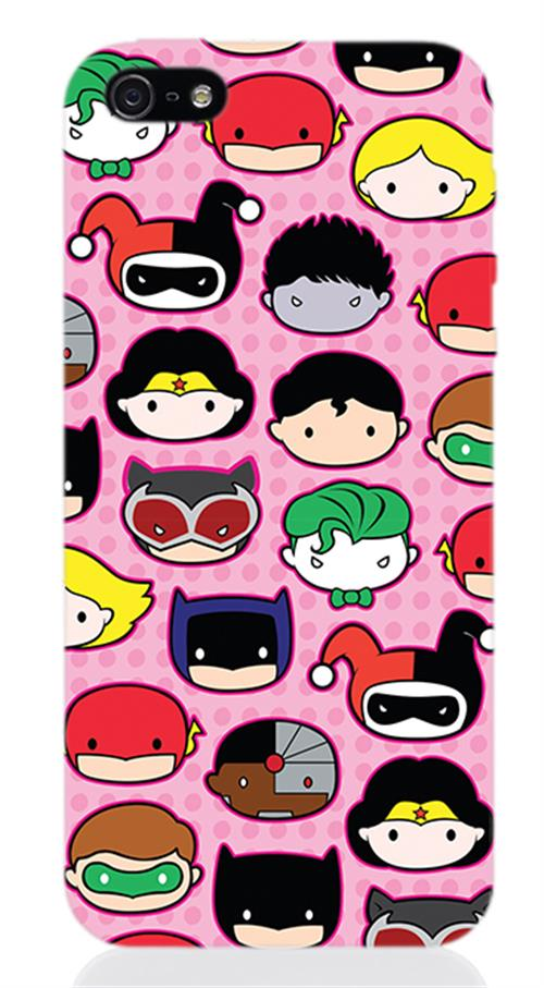 iPhone Cover Superhelden DC Comics 242504