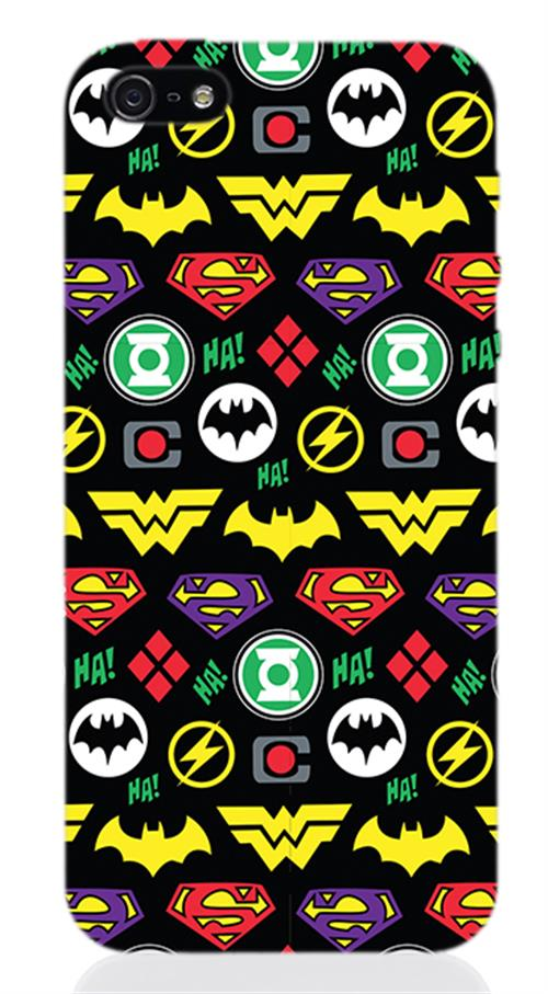 iPhone Cover Superhelden DC Comics 242506