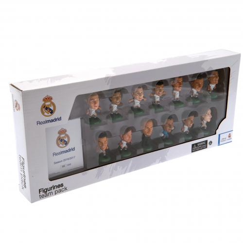 Set Spielzeug Real Madrid Soccer Starss Figuren