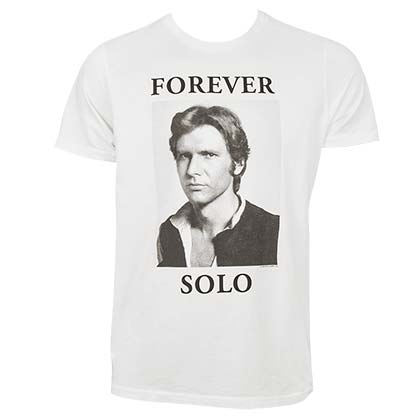 T-Shirt Star Wars Forever Solo Han Solo
