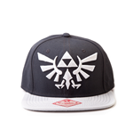 Kappe The Legend of Zelda - Twilight Princess - Kappe mit Triforce Logo.